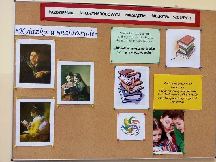 Biblioteka - tablica