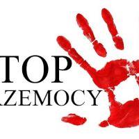 Logo stop przemocy