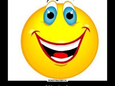 emotikon uśmiech